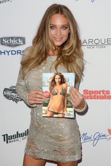 Sports Illustrated Celebrates Swimsuit 2015