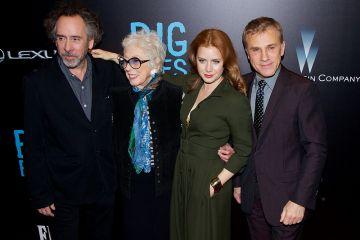 New York premiere of 'Big Eyes'