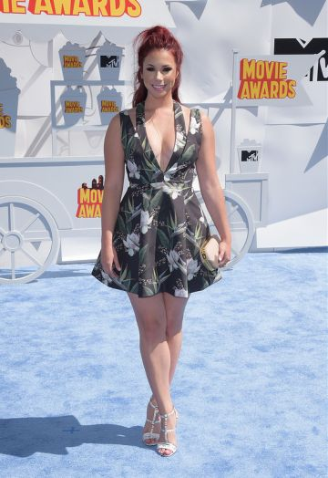2015 MTV Movie Awards - Arrivals