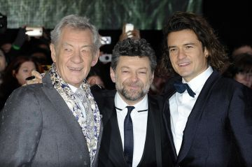 """The World Premiere of """"The Hobbit: The Battle of the Five Armies"""""""