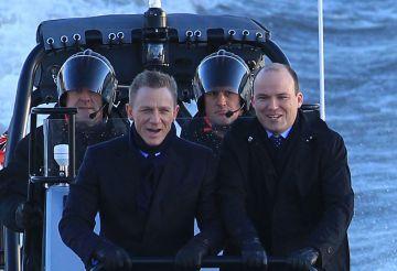 James Bond 'Spectre' begins filming