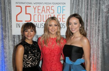 25th International Women's Media Foundation's Courage in Journalism Awards