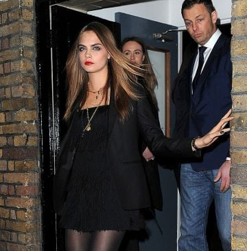 Cara Delevingne hosts YSL Loves Your Lips - Party