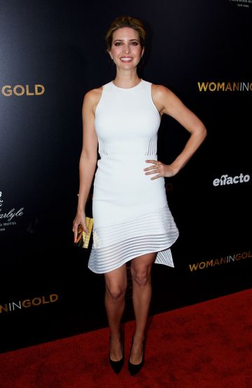 New York premiere of 'Woman in Gold'