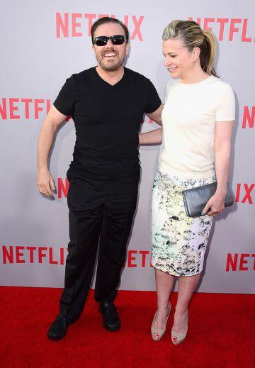 Netflix's 'Derek' Premiere