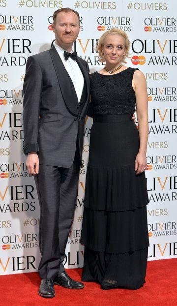 The Olivier Awards 2015 - Winners' Room
