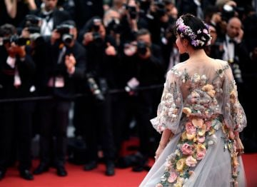 68th Annual Cannes Film Festival - Day Two