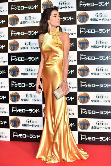 Japanese premiere of 'Tomorrowland'