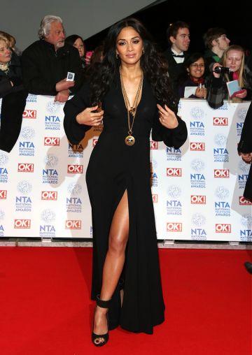 2013 National Television Awards - Arrivals