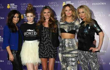 Girls Aloud reunion announcement