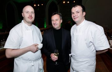 2012 Euro-toques Young Chef of the Year