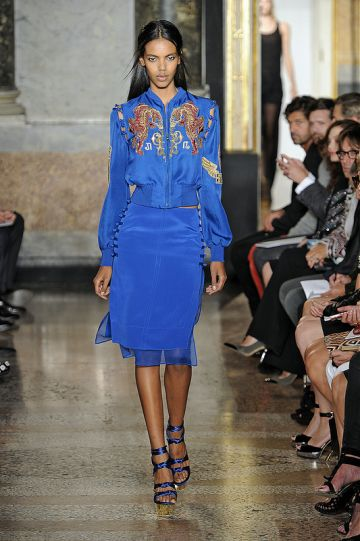 Milan Fashion Week Spring/Summer 2013 - Emilio Pucci - Catwalk