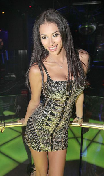 Georgia Salpa on regional night club tour