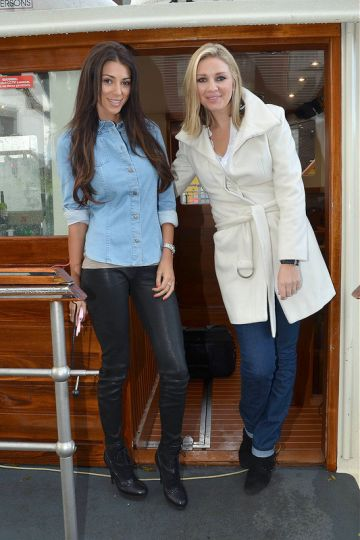 Georgia Salpa out and about in Dublin