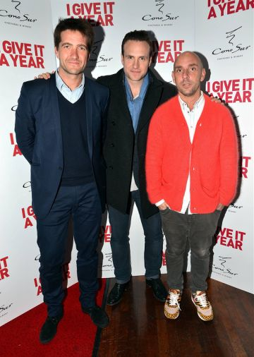 Irish Premiere of 'I Give It A Year'