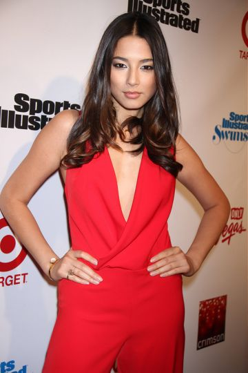 Sports Illustrated 2013 Swimsuit edition Model launch party