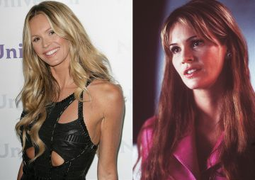 When supermodels grow up...