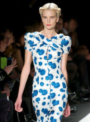 New York Fashion Week - Carolina Herrera