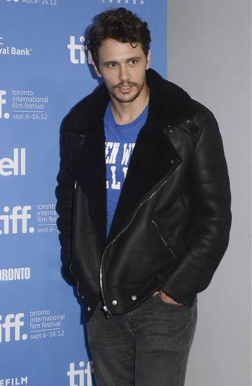 We give you James Franco