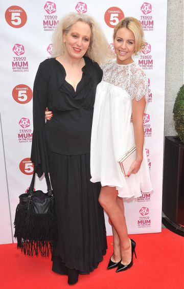 Celebs and their Mums