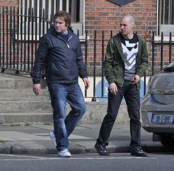 Spoiler Alert: Love/Hate Season 4 filming in Dublin