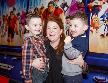 Irish Premiere of 'Wreck it Ralph'