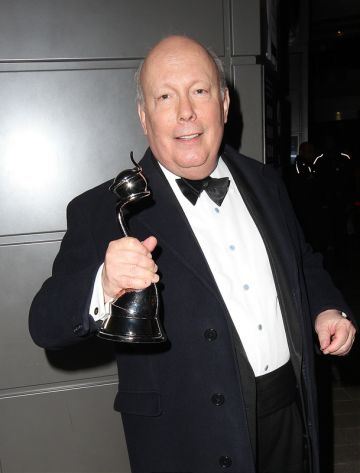 The 2013 National Television Awards - Departures