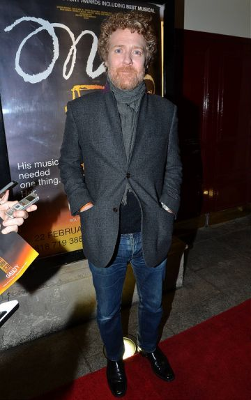European premiere of Once at The Gaiety