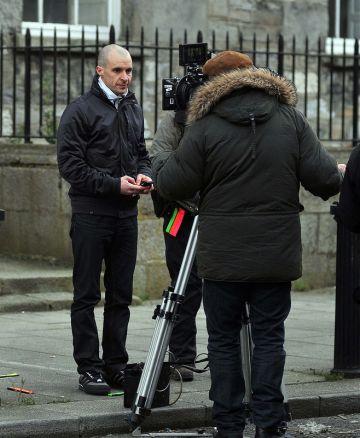 RTE drama Love/Hate season 4 film set on Green Street