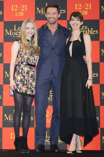 The Premiere of 'Les Miserables'