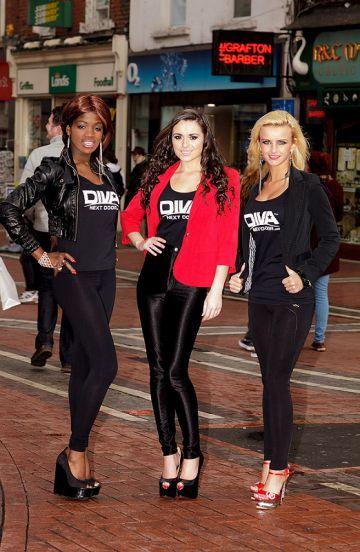 Diva Next Door 2013 Finalists