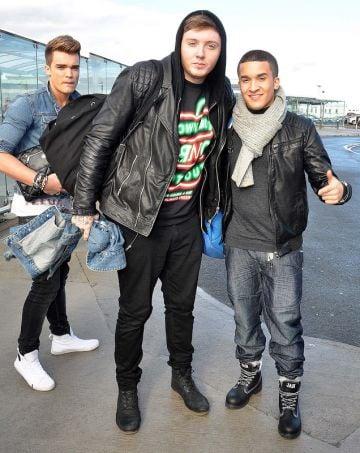 X Factor live tour 2013 at The O2 Dublin