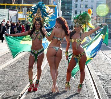 Miss Carnival Ireland 2013