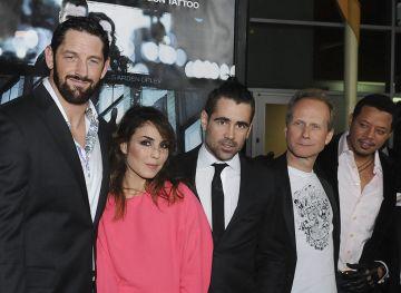 Colin Farrell at premiere of FilmDistrict's 'Dead Man Down'