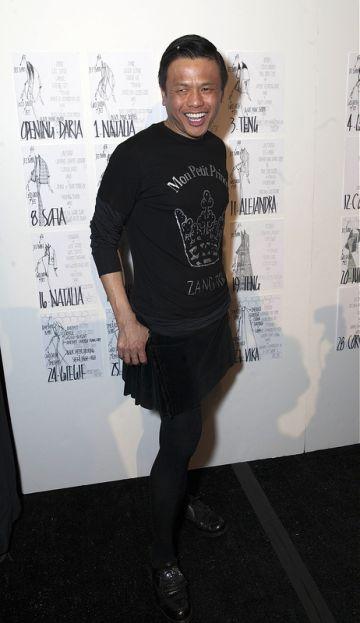 New York Fashion Week - Zang Toi