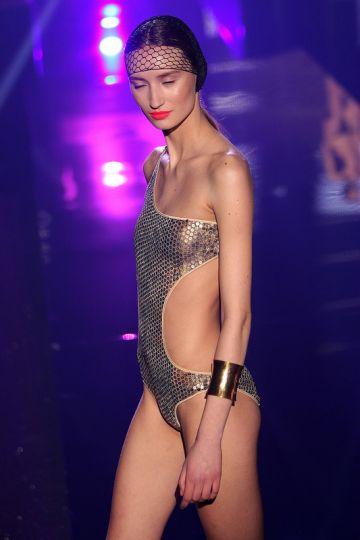 Paris Fashion Week - Etam live lingerie show