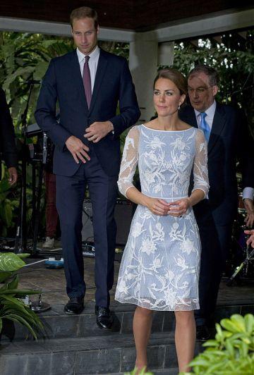 Catherine, Duchess of Cambridge in Malaysia