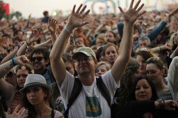 Electric Picnic 2012 - Sunday Evening