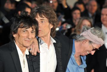 'The Rolling Stones: Crossfire Hurricane' - Gala Screening