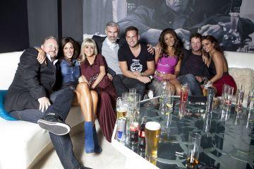 Celebrity Salon wrap party