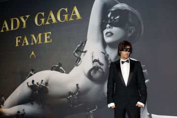 Lady Gaga 'Fame' Fragrance Launch