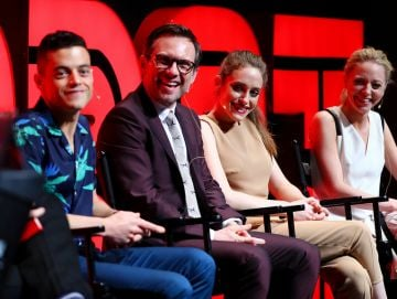 Mr Robot Panel & Reception held at the NeueHouse Hollywood
