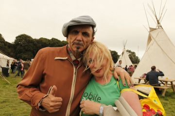 Electric Picnic 2012 - Saturday Night