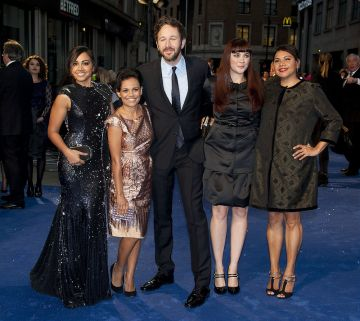 The 56th BFI London Film Festival - The Saphires