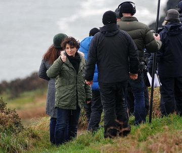 'A Thousand Times Goodnight' filming on location