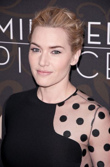 Actress KATE WINSLET has wed for a third time.