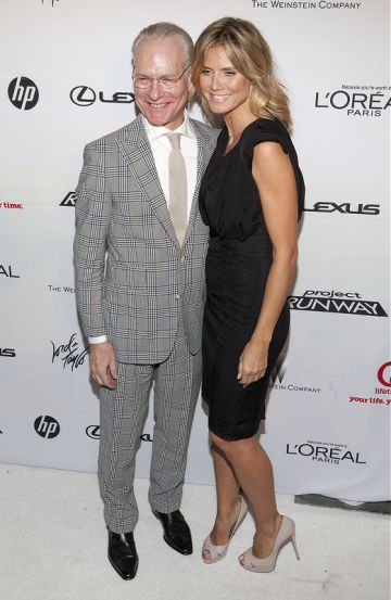 Project Runway 10th Anniversary Party