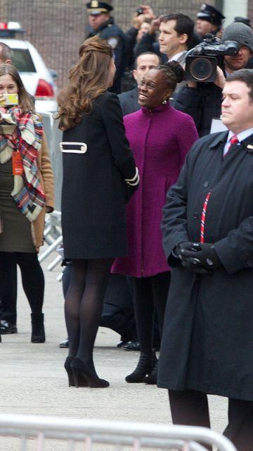 Kate Middleton visits New York