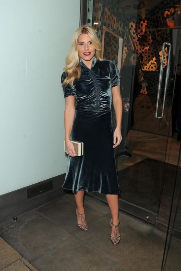 Celebrities attend Dior - pop-up launch party at Dover Street Market