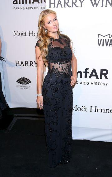 2015 amfAR New York Gala